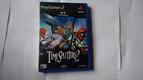 TimeSplitters 2 (PS2) by Eidos