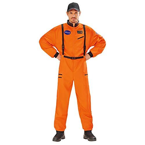 Widmann 11062 - Erwachsene Kostüm Astronaut, Overall, M