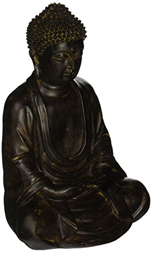 Oriental Furniture 9' Japanese Sitting Buddha Statue