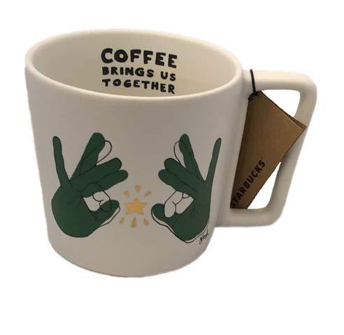 Starbucks Coffee Bring Us Together Kaffeetasse, 340 ml