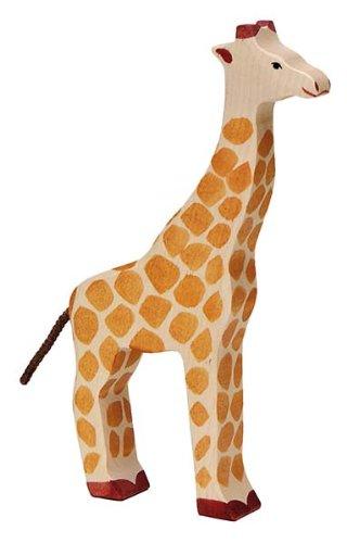 Holztiger: Giraffe