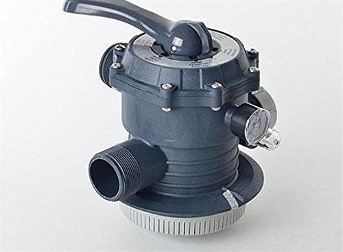 Legnagoferr - Intex 11378- Válvula de 6vías para bomba de 6000l/h. Combo 28646/28678/28676. Recambios para piscina.