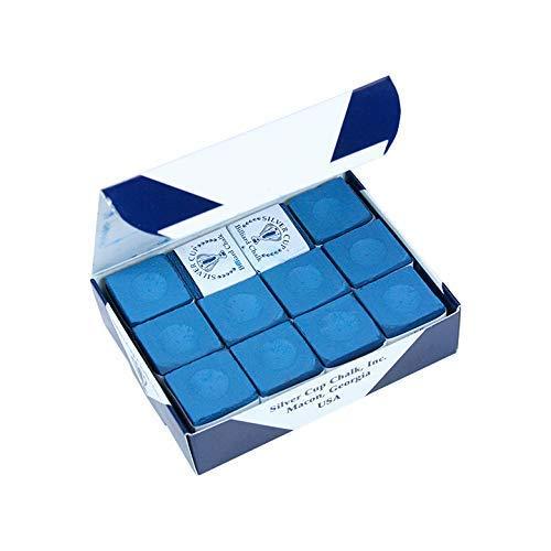 Silver Cup Craie - Bleu, Boîte de 144 pièces