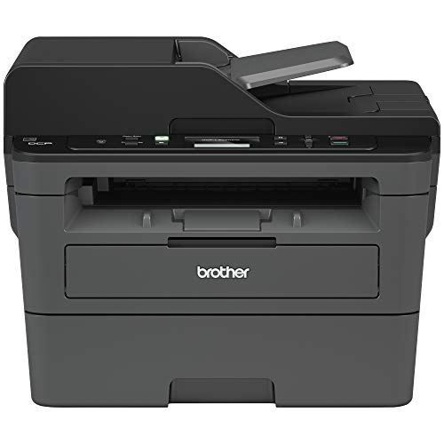 Brother Printer RDCPL2550DW Monochrome Printer with Scanner and Copier 2.7 Inch (Renewed)