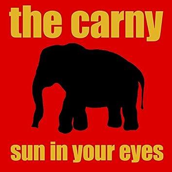 Sun in Your Eyes (Single)