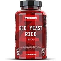 Prozis Red Yeast Rice, Fuente de Monacolina K - 120 Cápsulas