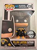 Figura Pop DC Comics Yellow Lantern Batman Exclusive...