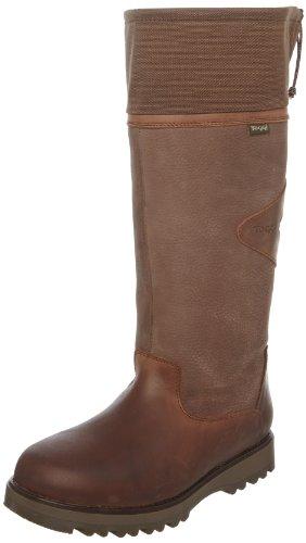 TOGGI Columbus, Stivali di Gomma Unisex-Adulto, Marrone (Braun (Dark Copper), 45 EU / 10,5 UK
