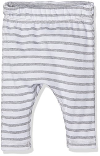 Name It Nituxogu Pant Rev Mznb, Leggings Mixte Bébé, Multicolore (Grey Melange Grey Melange), 62