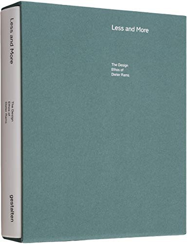 Less and More: The Design Ethos of Dieter Rams (Bilingual English and German Edition)