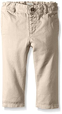 The Children's Place Toddler Boys' Pull On Cargo Pants, Sandwash, 6-9Months