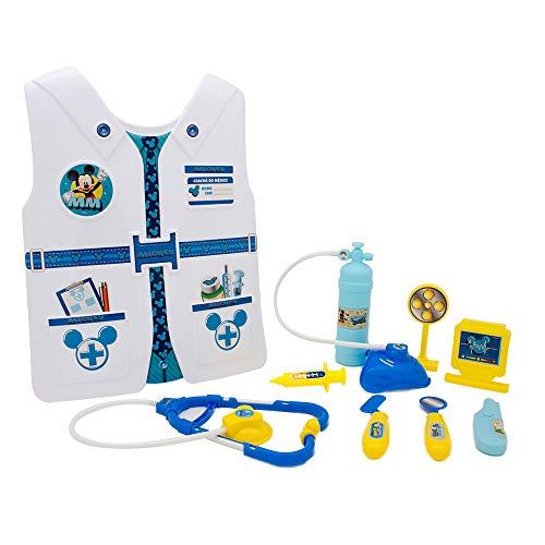 Kit Medico com Colete Mickey Toyng