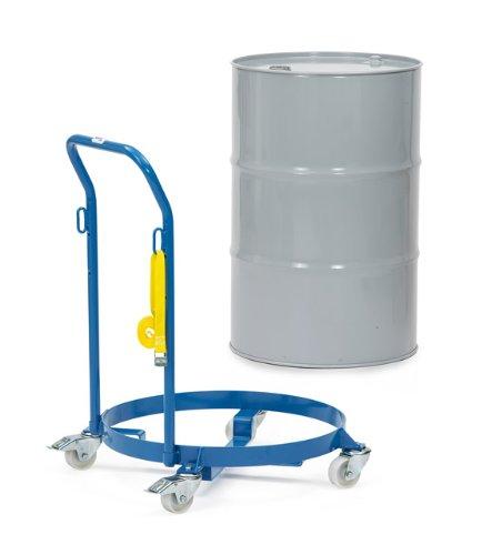 Fassroller Tragkraft 250 kg mit Rohrschiebebügel