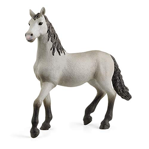 Schleich Horse Club, Animal Figurine, Horse Toys for Girls and Boys 5-12 years old, Pura Raza Española Young Horse