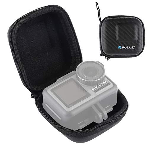 N / A Cámaras de Acción Accesorios Mini portátil de Carbono Bolsa de Fibra de Almacenamiento, Conveniente for el dji Nueva acción