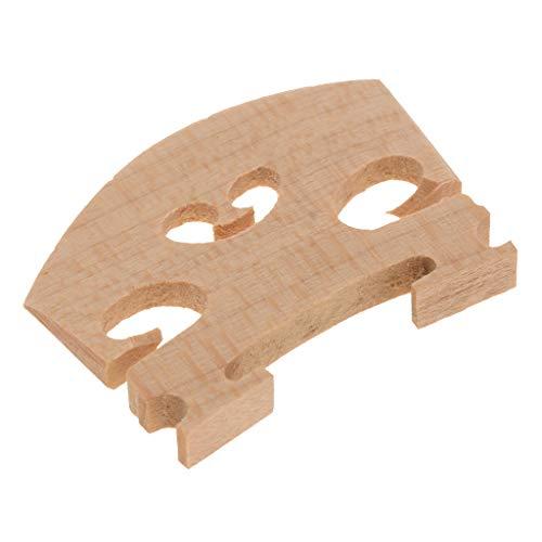 Violine Holz Geige Brücke Bridge Geigensteg aus gealtertem Ahorn In 6 Größen - 1-8