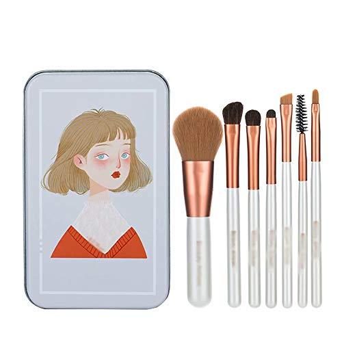 Pinceaux de Maquillage Professionnel mis en pièces Visage Fard à paupières Eyeliner Foundation Blush pinceaux à lèvres Outil avec Maquillage