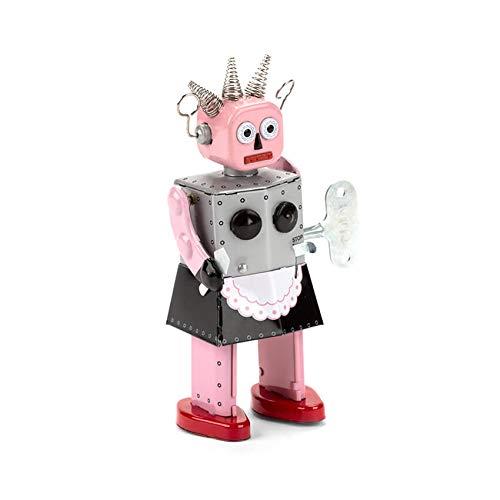 FANMEX - Fantastik - Robot de hojalata a Cuerda - Robot Roxy