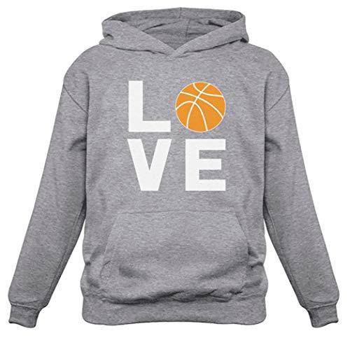 Love Basketball Sweatshirt Gift for Basketball Fans Player...