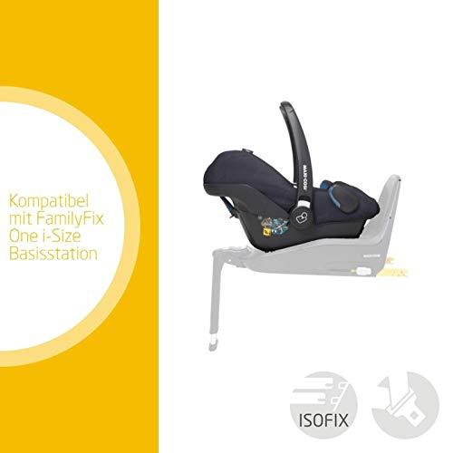 Maxi-Cosi Rock - Asiento infantil para One i-Size (grupo 0+: 0-13 kg) Diamond Black