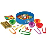 Learning Resources Noodle Knockout! Fine Motor Game, Toddler Fine Motor Skills, 67 Pieces, Ages 4+