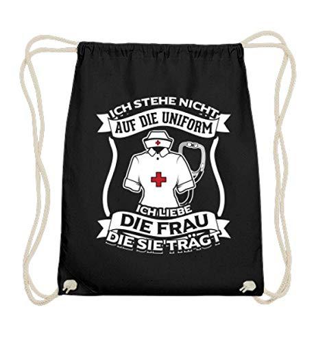Für Alle, die Krankenschwestern Lieben - Baumwoll Gymsac