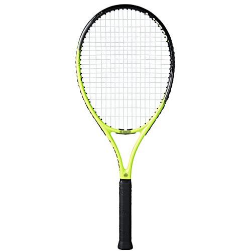 Tennis Rackets Nueva Raqueta de Tenis Deportiva Profesional de Fibra de Carbono (27 Pulgadas) Adecuada para Deportes al Aire Libre