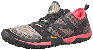 New Balance Women's WT10v1 Minimus Trail Running Shoe, Team Away Grey/Guava, 8 B US (B079S8XDLD) | Amazon price tracker / tracking, Amazon price history charts, Amazon price watches, Amazon price drop alerts