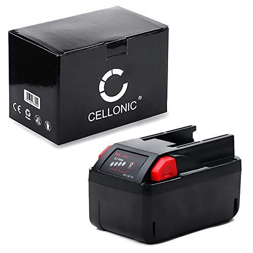 CELLONIC® Batería Premium 28V, 3Ah, Li Ion Compatible con Milwaukee M28, HD28 PD, HD28 H, M28 CHPX, HD28SX bateria de Repuesto 48-11-1830,48-11-2830, 4932352732, 48-11-2850, 4932-3991-96 Pila