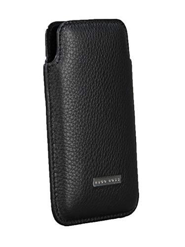 BOSS HUGO I-phone4 Huelle Barti Black Leder