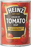 Heinz Platos Preparados Sopa Tomate Lata, 400g