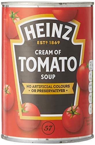 Heinz Platos Preparados Sopa Tomate Lata 400 g