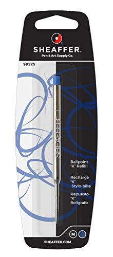Sheaffer K 99325 - Recambio para bolígrafo, color azul