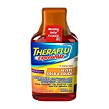Theraflu Daytime ExpressMax Severe Cold & Cough, Berry - 8.3 oz, Pack of 2