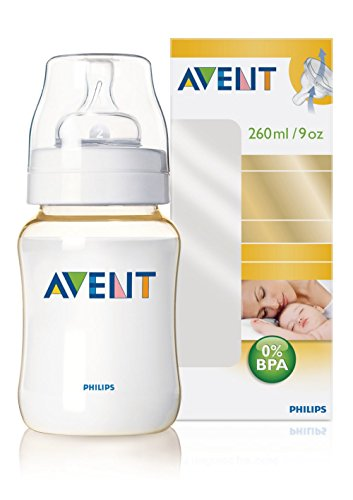 Philips Avent 11 Ounce/330ml Feeding Bottle (Single Pack)