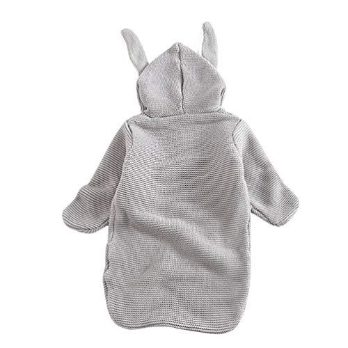 FENICAL Saco de Dormir Animal Oreja de Conejo Saco de Dormir de...
