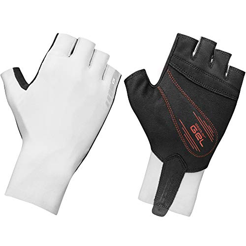 GripGrab Aero TT Professional Cycling Race Gloves-Aerodynamic Short Finger Fingerless Padded-Road-Bike, MTB,...