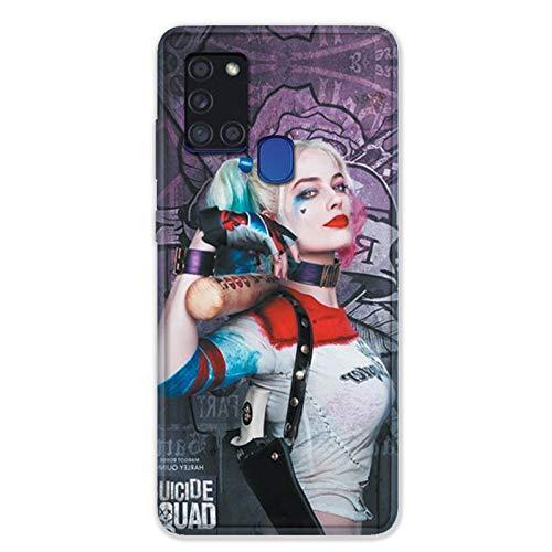 Carcasa para Samsung Galaxy A21S Harley Quinn Batte