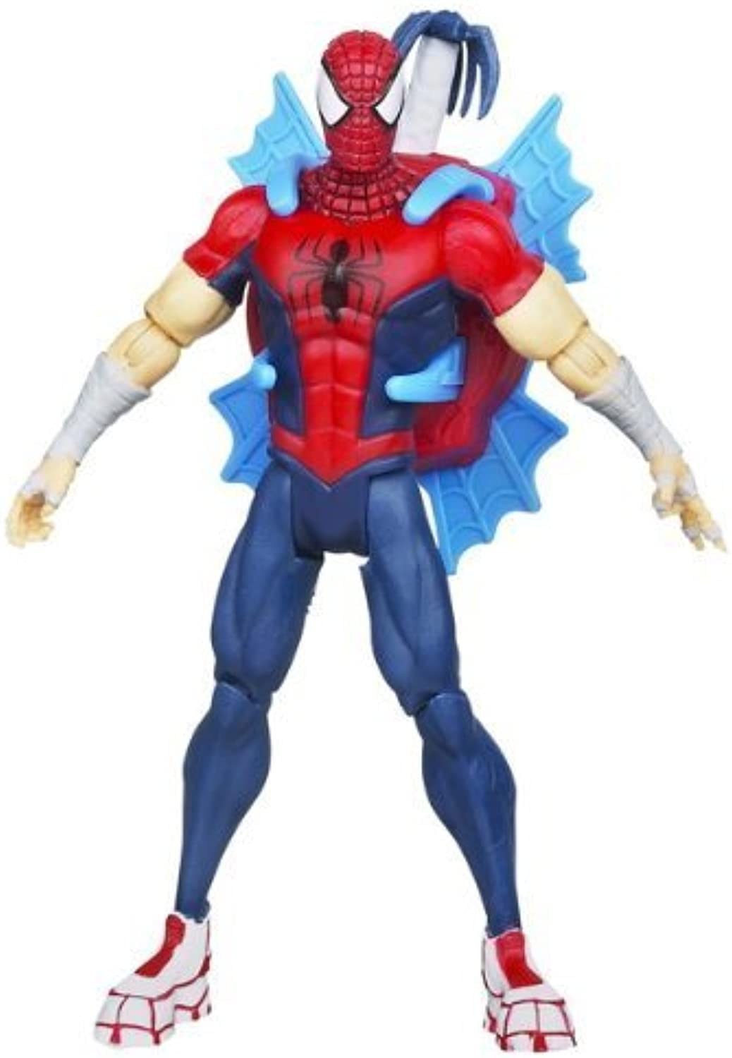 The Amazing SpiderMan 2012 Comic Series Grappling Hook SpiderMan 3.75 inch Action Figure by Hasbro Inc