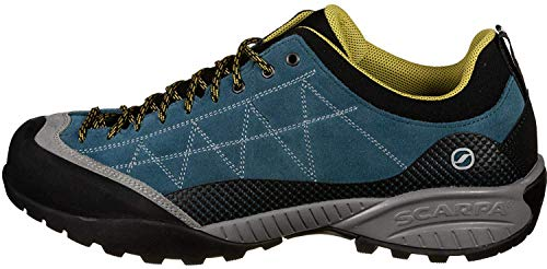 Scarpa Zen Pro Schuhe Herren Lake Blue/Mustard Schuhgröße EU 44 2020