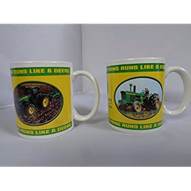 John Deere 2004 Collector's Series Coffee Cups (Set of 2)