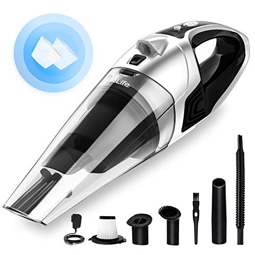 VacLife Handheld Vacuum, Hand Vacuum Cordless with High...