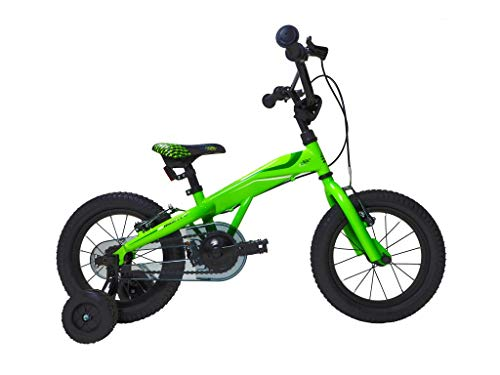 Monty BMX 102 AC 14' FV 1V Verde