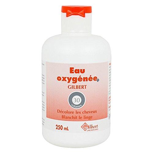 Eau oxygénée, 30 volumes