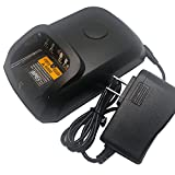 WPLN4226 PMPN4174 WPLN4226A Charger for Motorola XPR7550 XPR6550 XPR6350 XPR3500 XPR3300e XPR7350e XPR7550e XPR7580e APX4000 APX1000 XiR P8268 Radio