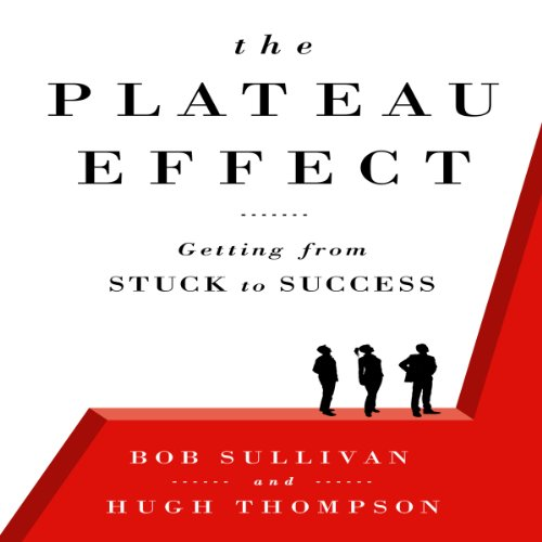 The Plateau Effect audiobook cover art