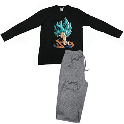Pijama Adult@ Dragon Ball Z Goku Talla XL