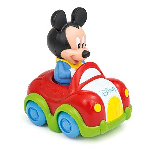 Clementoni - 14391 - Voiture musicale de Mickey - Disney - Premier age
