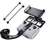 TOMAT Mavic Air 2S Phone Mount,4-12 Inch Ipad Holder Phone Tablet Stand with 11.8inch OTG/Type-C Cable for DJI Mini 2/Air 2S/Mavic Air 2 Controller Mount Accessories