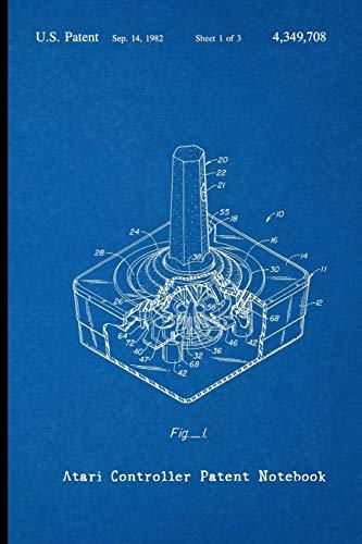 Atari Controller Patent Notebook